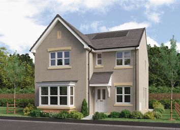 "Thumbnail 4 bed detached house for sale in ""Strachan"" at Hawkhead Road, Paisley"