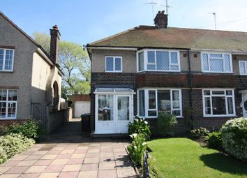 Thumbnail 3 bed end terrace house for sale in King Edward Avenue, Broadwater, Worthing