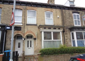Thumbnail 5 bedroom terraced house for sale in Alexandra Avenue, Alexandra Road, Hull