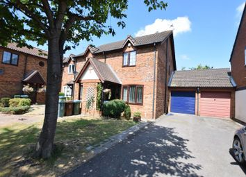 Thumbnail 2 bed semi-detached house for sale in Pavers Court, Aylesbury