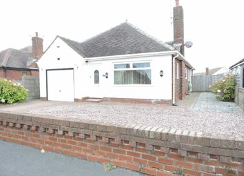 Thumbnail 2 bed detached bungalow for sale in Rossall Close, Fleetwood