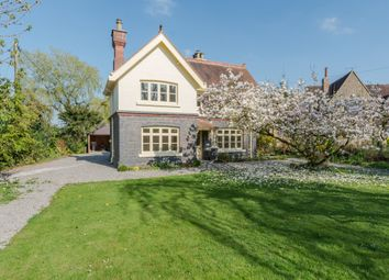 Thumbnail 4 bed detached house for sale in Badminton Road, Acton Turville, Badminton