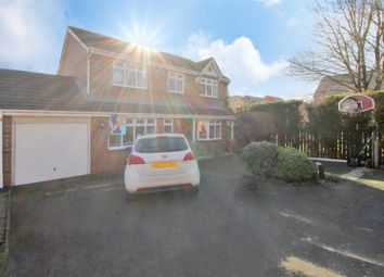 Thumbnail 4 bed detached house to rent in Stonefold Close, Westerhope, Newcastle Upon Tyne