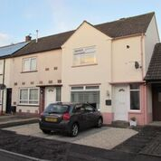 Thumbnail 2 bed terraced house for sale in Whiteside Terrace, Prestwick
