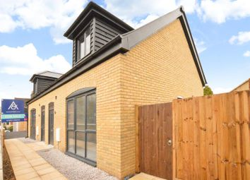 Thumbnail 1 bed semi-detached house for sale in West Street, Dunstable