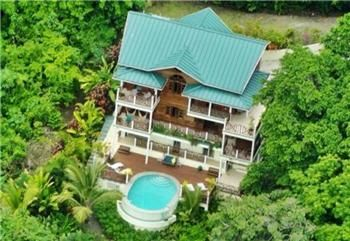 Thumbnail 5 bed property for sale in Marigot Bay, St. Lucia