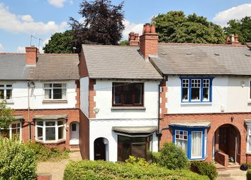 Thumbnail 2 bed terraced house for sale in Vicarage Road, Harborne, Birmingham
