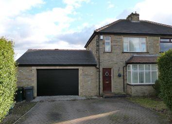 Thumbnail 2 bed semi-detached house for sale in Otley Road, Eldwick, Bingley
