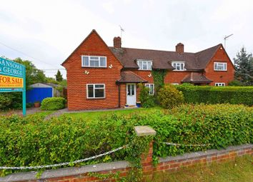 Thumbnail 3 bed semi-detached house for sale in Wharf Side, Padworth, Reading