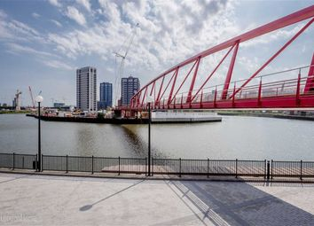 Thumbnail 1 bed flat for sale in Albion House, Canning Town, London
