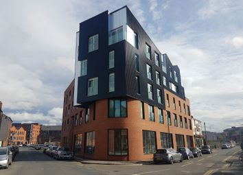 Thumbnail 1 bed flat for sale in Russell Street, Sheffield