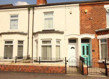 Thumbnail 2 bed terraced house for sale in Somerset Street, Hull