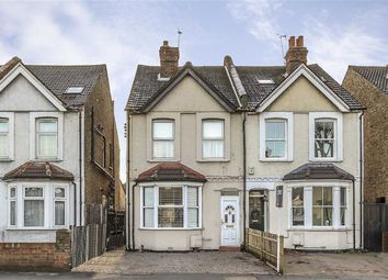 Thumbnail 3 bed semi-detached house for sale in Kingston Road, Norbiton, Kingston Upon Thames