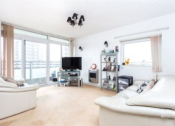 Thumbnail 1 bed flat for sale in Stockholm House, Swedenborg Gardens, London
