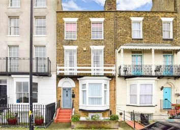 Thumbnail 6 bed terraced house for sale in Fort Crescent, Margate, Kent