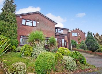 Thumbnail 5 bed detached house for sale in Kibworth Close, Whitefield