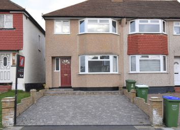 Thumbnail 3 bed end terrace house to rent in Ridgeway West, Sidcup