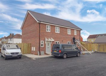 Thumbnail 2 bedroom semi-detached house for sale in Liswerry Road, Newport