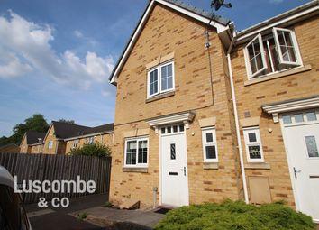 Thumbnail 2 bed end terrace house to rent in Schooner Avenue, Duffryn, Newport