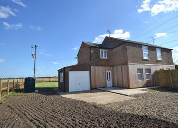 Thumbnail 3 bed semi-detached house to rent in Nordelph, Downham Market