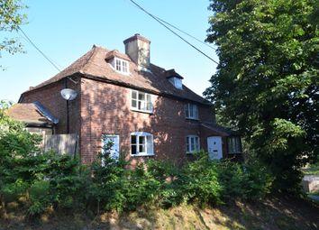 Church Lane, Aldington, Ashford, Kent TN25. 4 bed detached house