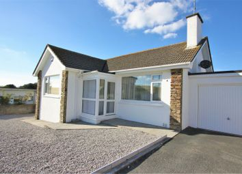 Thumbnail 2 bed detached bungalow to rent in Mellanvrane Lane, Newquay