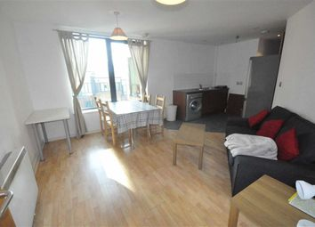 Thumbnail 2 bed flat to rent in City Road East, Manchester, Manchester