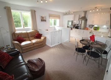 Thumbnail 2 bedroom flat for sale in Mill Road, Shrewsbury