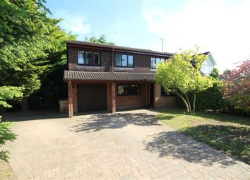 Thumbnail 4 bed link-detached house for sale in Fidlers Walk, Wargrave
