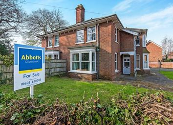 Thumbnail 6 bedroom semi-detached house for sale in Norwich, Norfolk