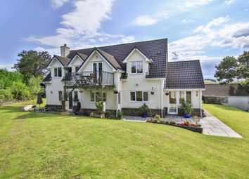 Thumbnail 4 bed detached house for sale in Ffordd Las, Abertridwr, Caerphilly