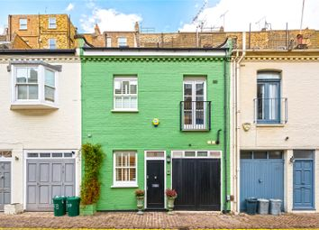 Thumbnail 3 bed detached house for sale in Petersham Mews, South Kensington, London