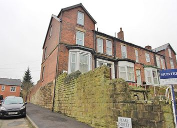 Thumbnail 4 bed end terrace house for sale in Cemetery Road, Sharrow Head, Sheffield