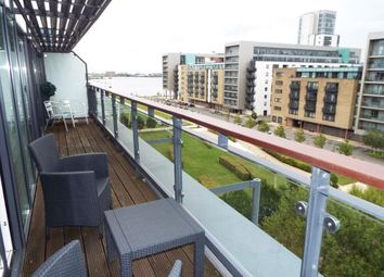 Thumbnail 1 bed flat for sale in Hartland House, Ferry Court, Cardiff, Caerdydd