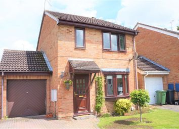 Thumbnail 3 bedroom detached house for sale in Lineacre Close, Swindon
