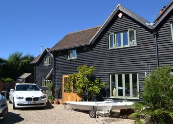 Thumbnail 4 bed detached house to rent in Lymore Valley, Milford On Sea, Lymington