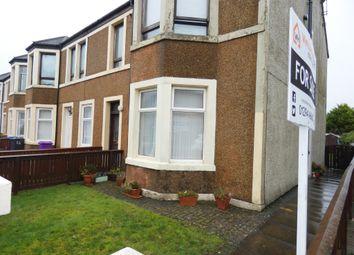1 bed flat for sale in Ardoch Crescent, Stevenston KA20