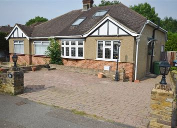 Thumbnail 4 bed semi-detached bungalow to rent in Abbots Rise, Kings Langley, Hertfordshire