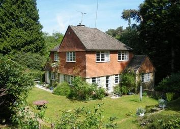 Thumbnail 3 bed detached house to rent in Hill Brow, Liss