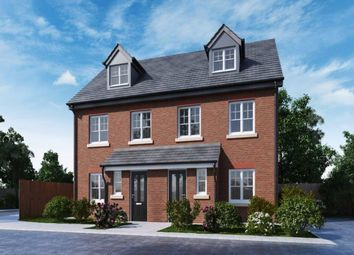 Thumbnail 4 bed semi-detached house for sale in Riverside Pastures, Stakepool, Preston