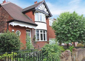 Thumbnail 5 bed detached house for sale in Bakerdale Road, Nottingham