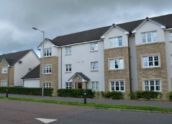 Thumbnail 2 bed flat to rent in Tryst Park, Larbert