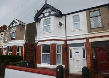 Thumbnail 3 bed property to rent in Chapel Road, Hoylake, Wirral