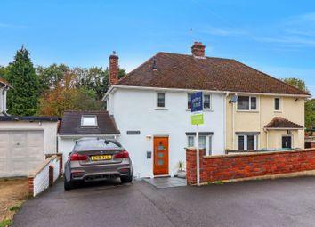 Thumbnail 4 bed semi-detached house for sale in Woodlands Road, Nash Mills, Hemel Hempstead