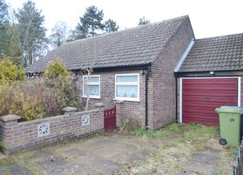 Thumbnail 3 bedroom detached bungalow for sale in Howlett Drive, Norwich