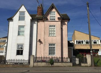 Thumbnail 1 bed flat to rent in Garrison Lane, Felixstowe