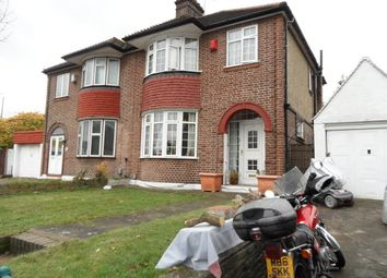 Thumbnail 3 bed semi-detached house to rent in Sidcup Road, Lee