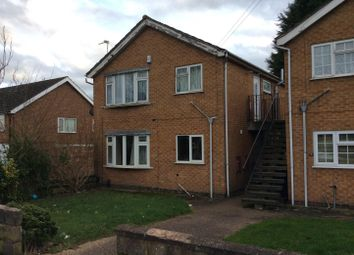 Thumbnail 2 bed maisonette for sale in Horsendale Avenue, Nuthall, Nottingham