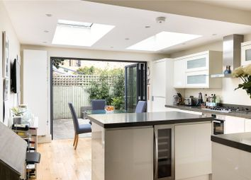 Thumbnail 3 bed terraced house for sale in Fielding Road, London