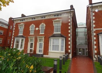 Thumbnail 2 bedroom flat to rent in Warwick Road, Solihull